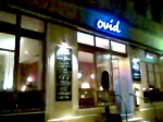 trattoria ovid front bei nacht